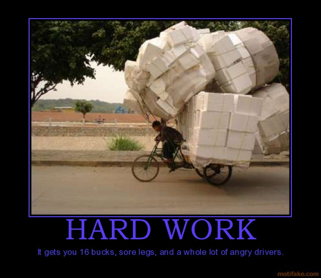 Hard work hard work demotivational poster 1260125466
