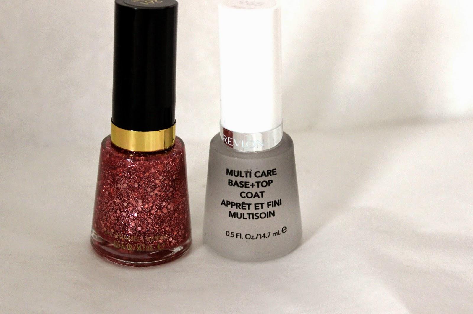 Revlon Sparkling nail polish