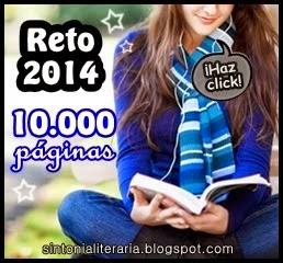 http://sintonialiteraria.blogspot.com.es/2014/01/reto-2014-10000-paginas.html