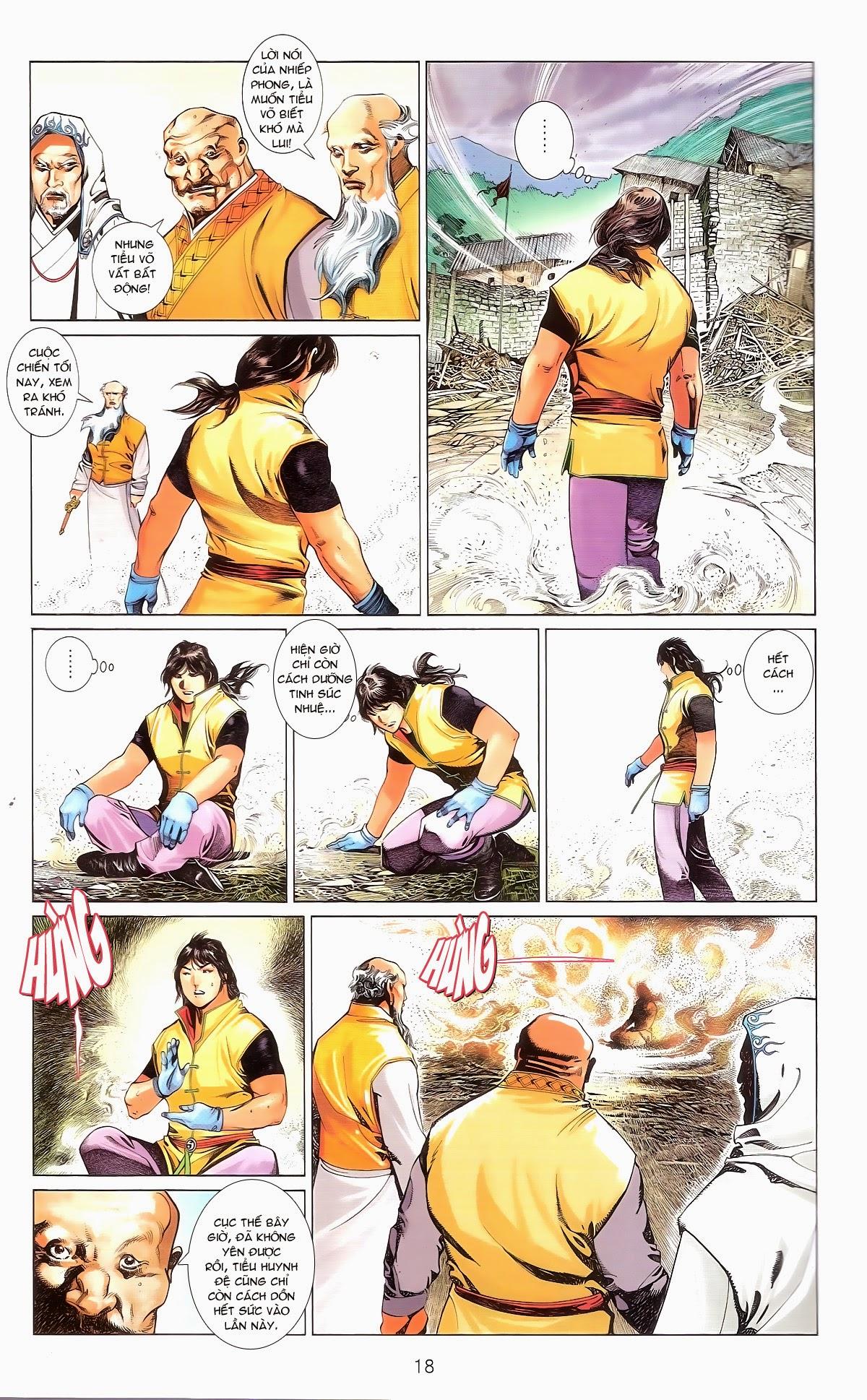Phong Vân chap 674 – End Trang 20 - Mangak.info