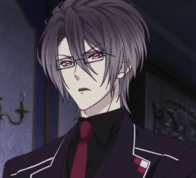 Khiki khuki anime diabolik lovers