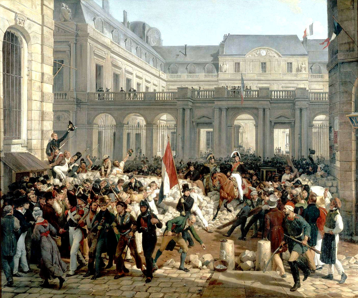 an introduction to the dictatorial style of government napoleon during the french revolution Introduction it is generally agreed was the napoleonic regime a military dictatorship from a study of the french revolution wrote that napoleon's.