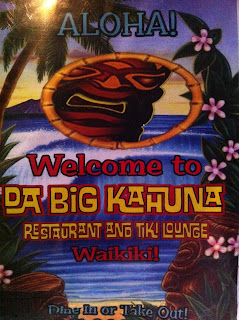 Bild der Speisekarte Waikii Beach Honolulu Hawai Insel Oahu