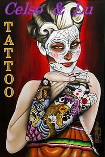 Celso & Lú Tattoo