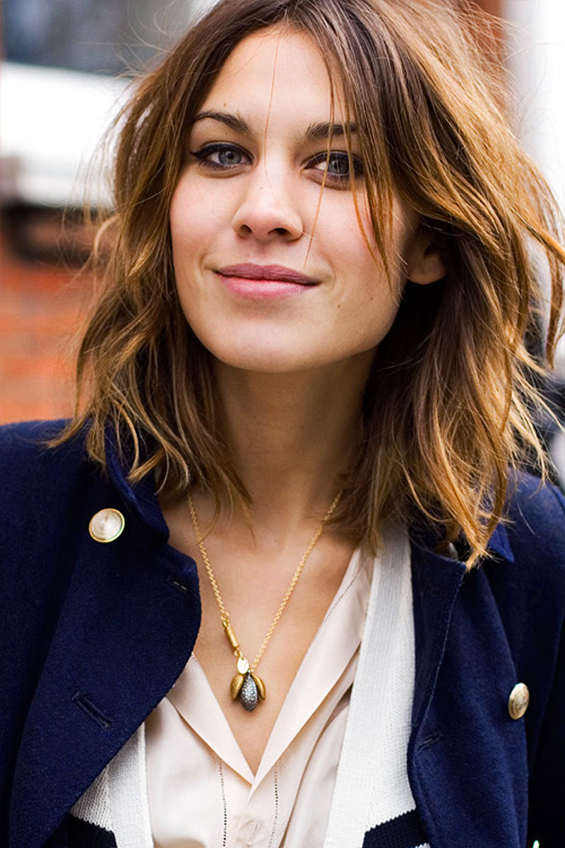 Alexa Chung The Hottest Short Hairstyles For Women In 2011 Mens