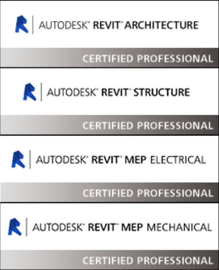 Autodesk Revit Certifications