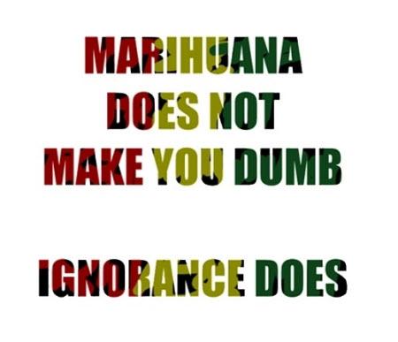 Sobre la marihuana