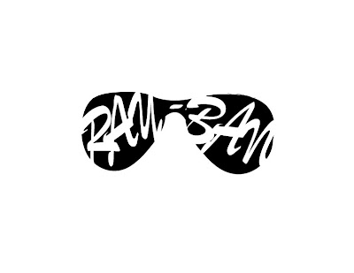 Anna maranise ray ban logo