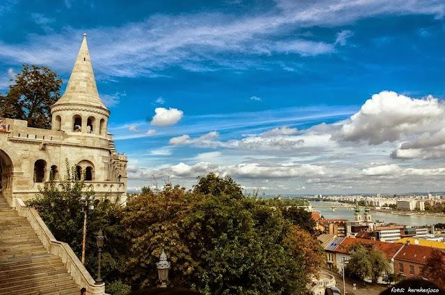 Budapest Fisherman's Bastion, by Kerekes Jozsef