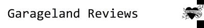 Garageland Reviews