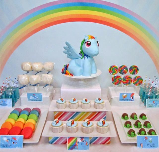 ... de Fiestas Infantiles de My Little Pony : Fiestas Infantiles Decora