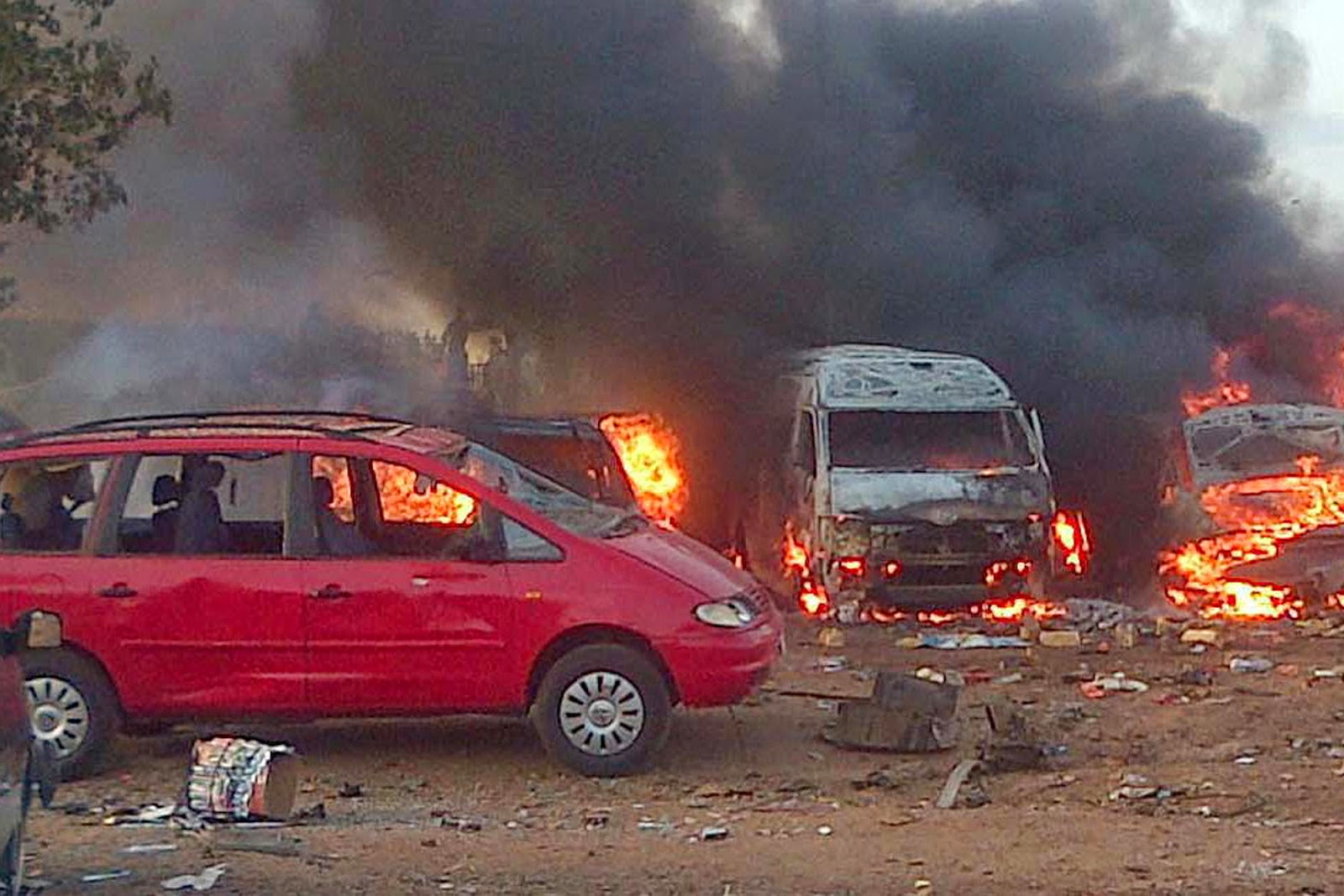 abuja park sucide bomber escaped