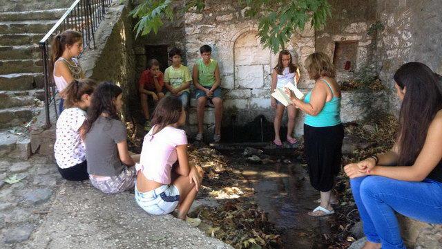 Με μεγάλη συμμετοχή πραγματοποιήθηκε η 1η Γιορτή των Νερών στη Σαμοθράκη