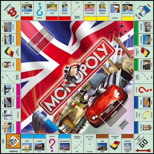 Fakta Menarik Permainan Monopoli