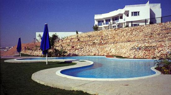 صور لبيت حسني مبارك الذي يسكنه الآن في شرم الشيخ - قصر خرافي علي شواطي البحر 3