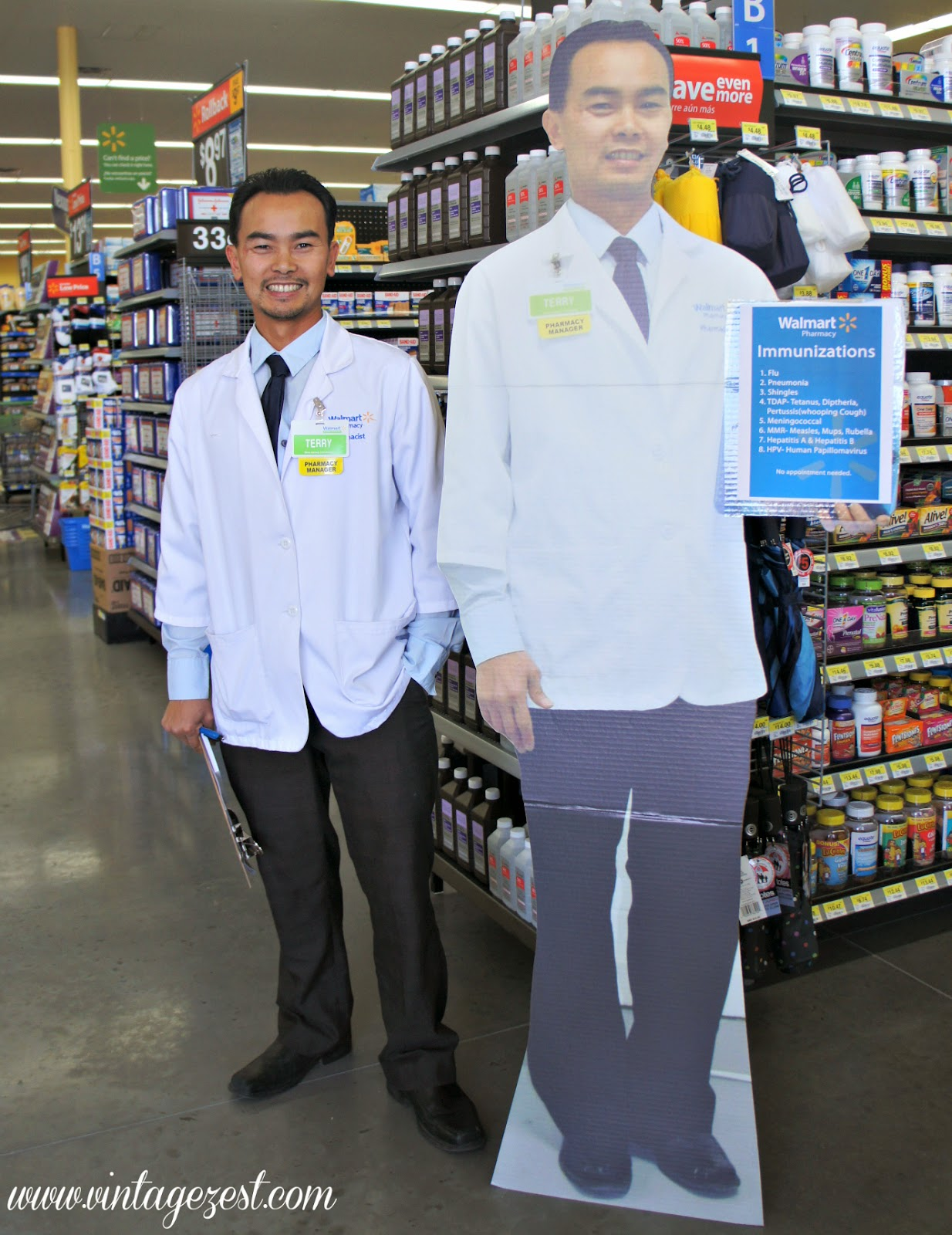 Community and Culture at Walmart Neighborhood Market! #GOWalmart #cbias on Diane's Vintage Zest!