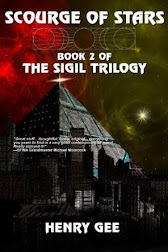Scourge of Stars (Book 2 of The Sigil)