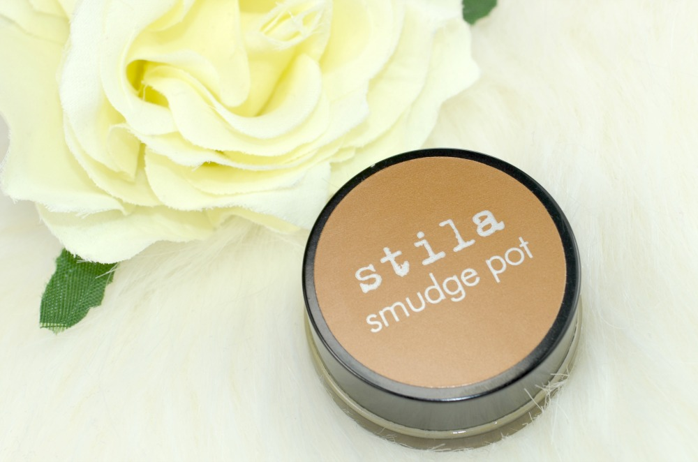 Stila 'Bronze' Smudge Pot Eyeshadow & Gel Eyeliner