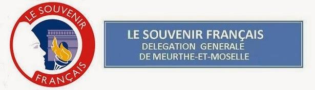 Souvenir Français Délégation Générale de Meurthe-et-Moselle