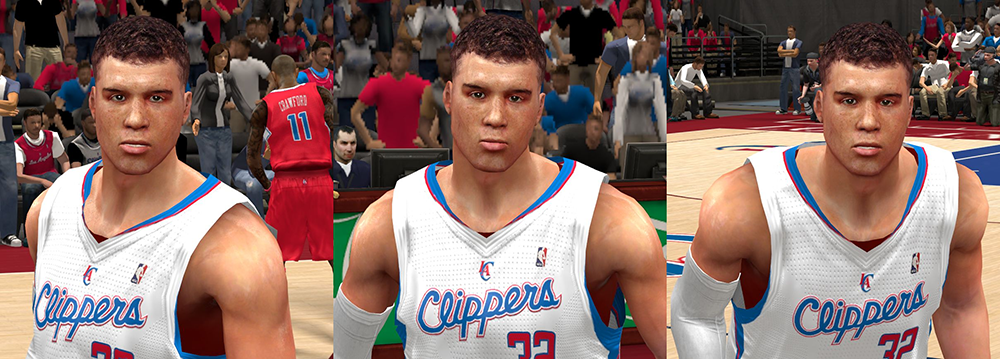 2K Blake Griffin Patch