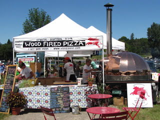 Wood-Fired Pizza