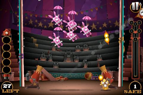 Stunt Bunnies Circus free download