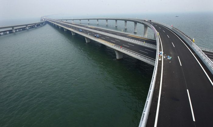 Longest Sea Bridge of ths World