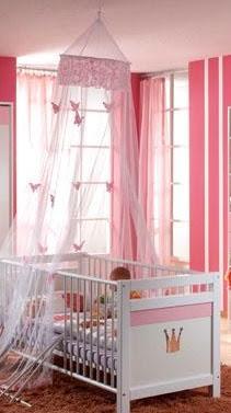 Dormitorios con animales decoractual dise o y decoraci n - Cuna de mimbre para bebe ...