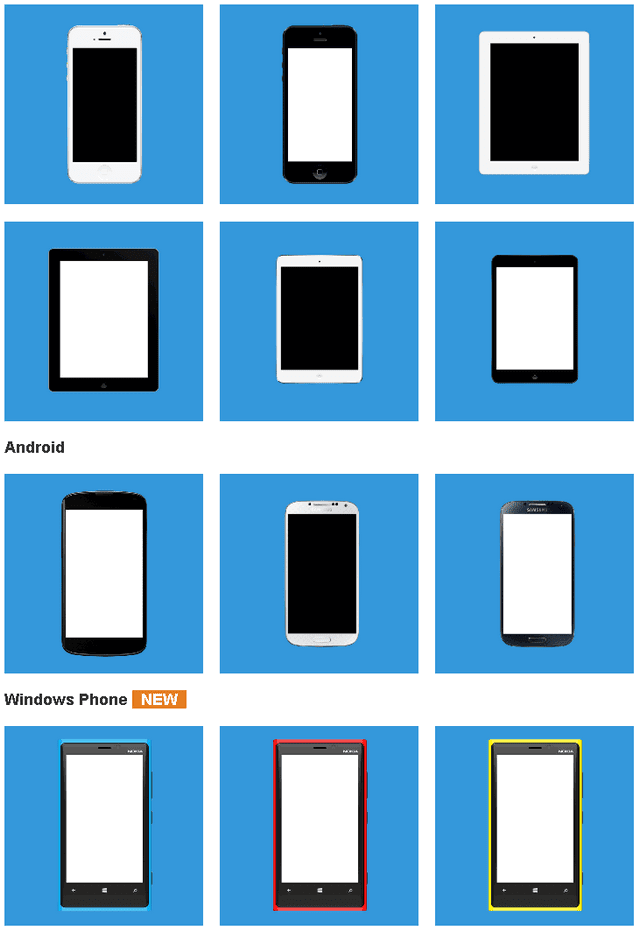 MockUPhone: Wrap App Screenshots in Device Mockup