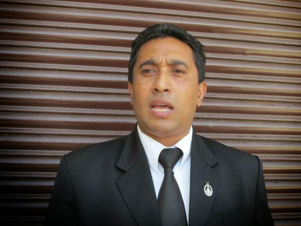 Pratap Khati Akhil Bharatiya Gorkha League  general secretary