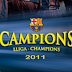 UEFA Champions League Winner 2011 : FC Barcelona | Photo Pictures Images