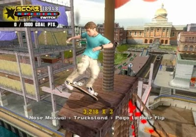 Tony Hawk's Underground 2 - PC (Download Completo em Torrent)