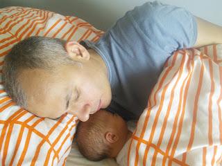 Drzemka z tatą
