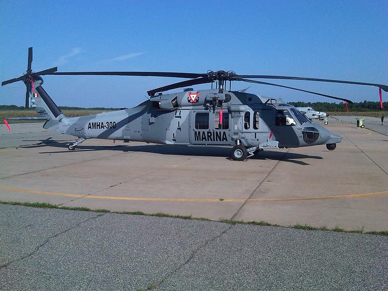 Black Hawk SEMAR UH-60M+Semar