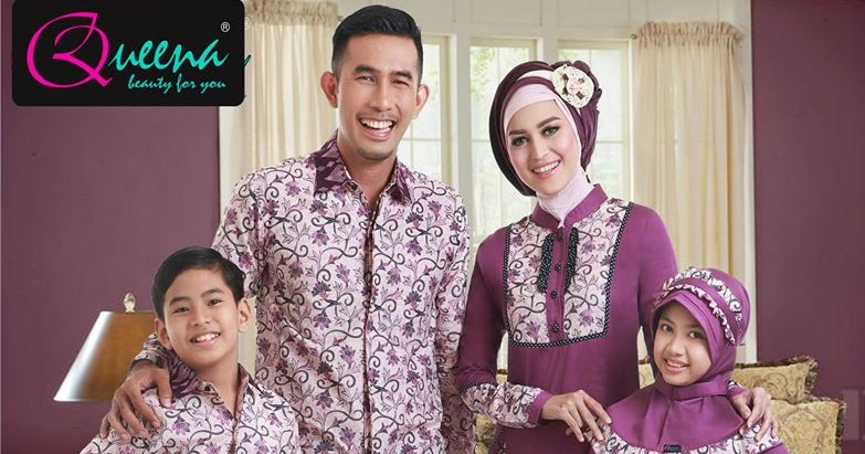 Koleksi Busana Muslimah Baju Couple Muslim Busana