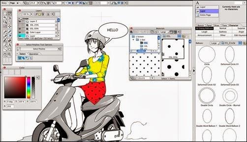 SmithMicro Manga Studio EX 506 Crack - Softasm