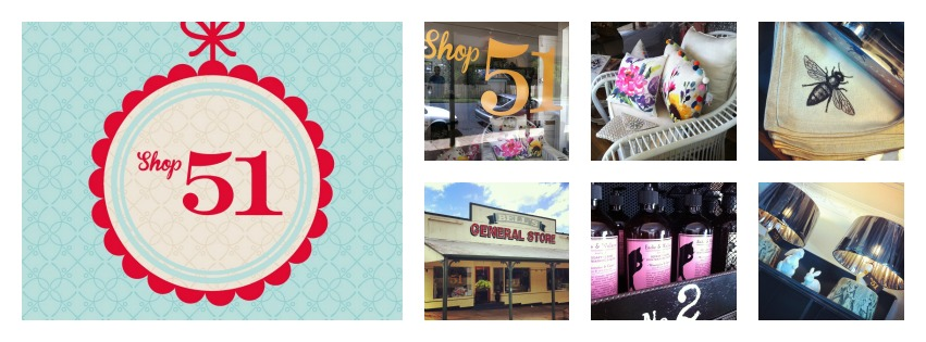 Shop 51 Brisbane - Beautiful homewares and so much more !