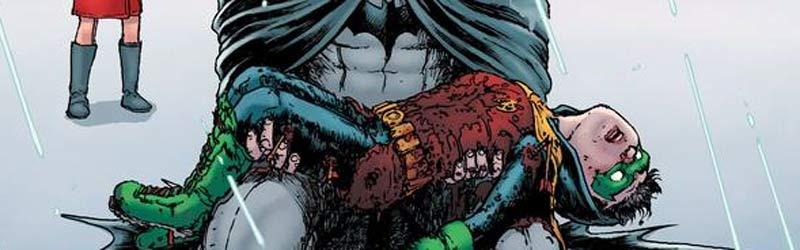 La muerte de Damian Wayne, la antesala del final
