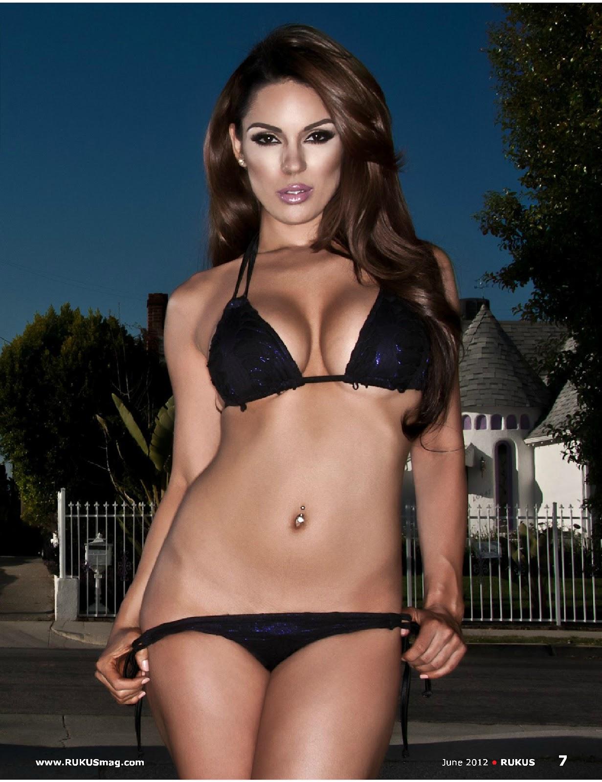 Carissa Rosario Pics Model Bio