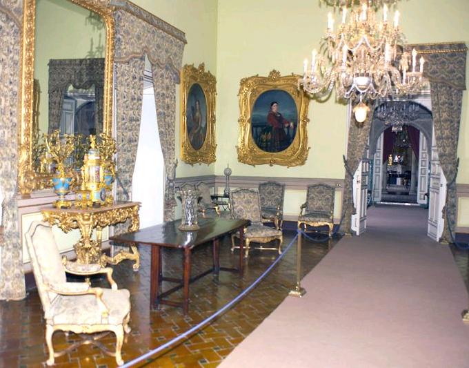 Historiarte sevilla palacio alto for Cuarto real alcazar sevilla