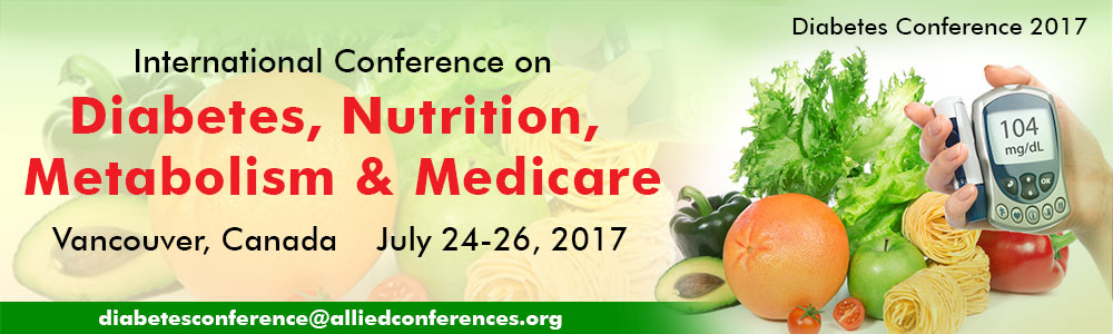 International Conference on Diabetes, Nutrition, Metabolism & Medicare