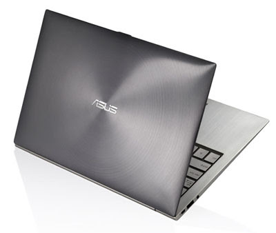 new Asus UX21E, UX31E Zenbook Ultrabooks