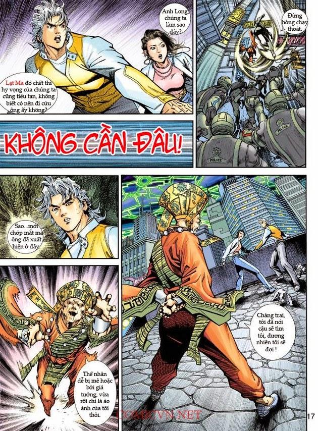 Thần Binh Khoa Huyễn Ký chap 2 - Trang 17