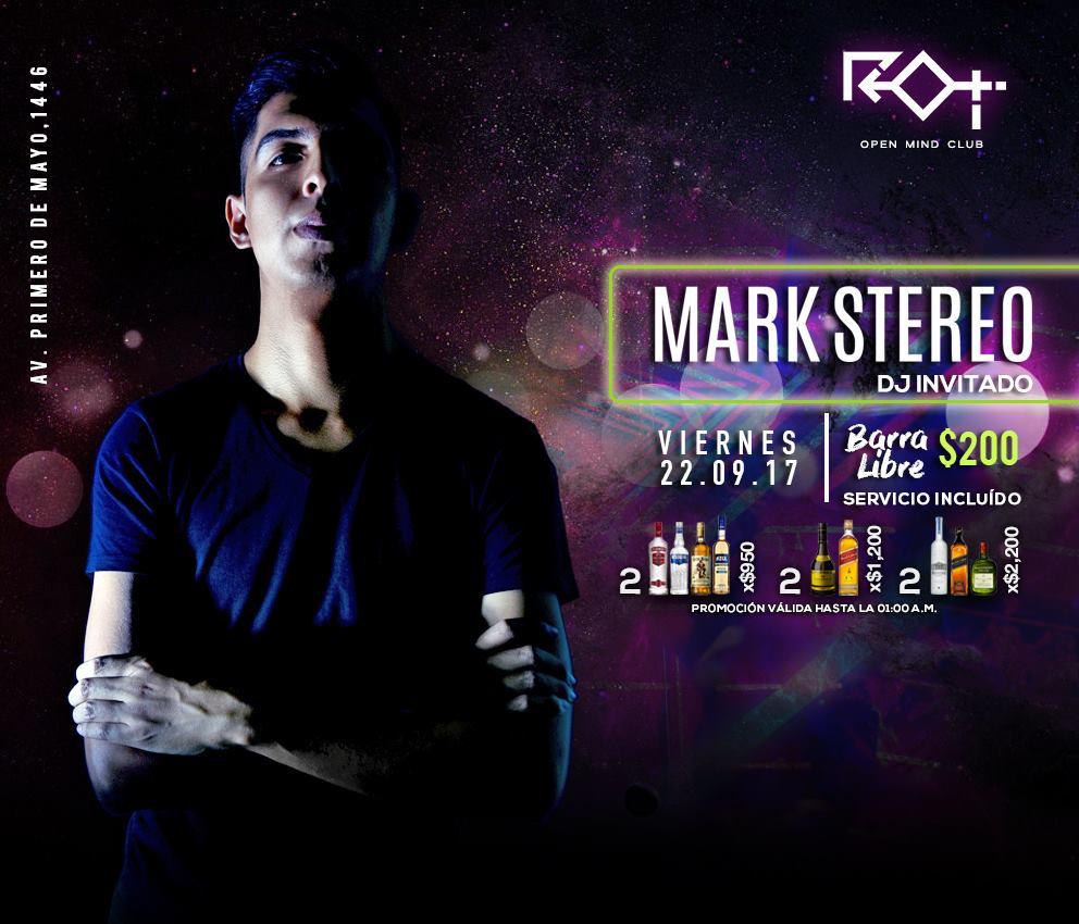 Viernes 22 de Septiembre nos vemos en ROT Veracruz!