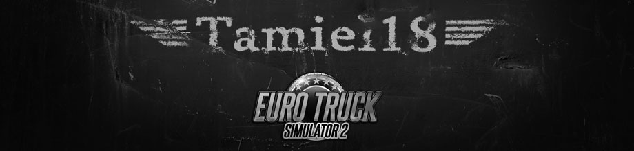 ETS 2 Mods by Tamiel18
