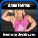 Anne Freitas IFBB Pro Female Bodybuilder Thumbnail Image 2
