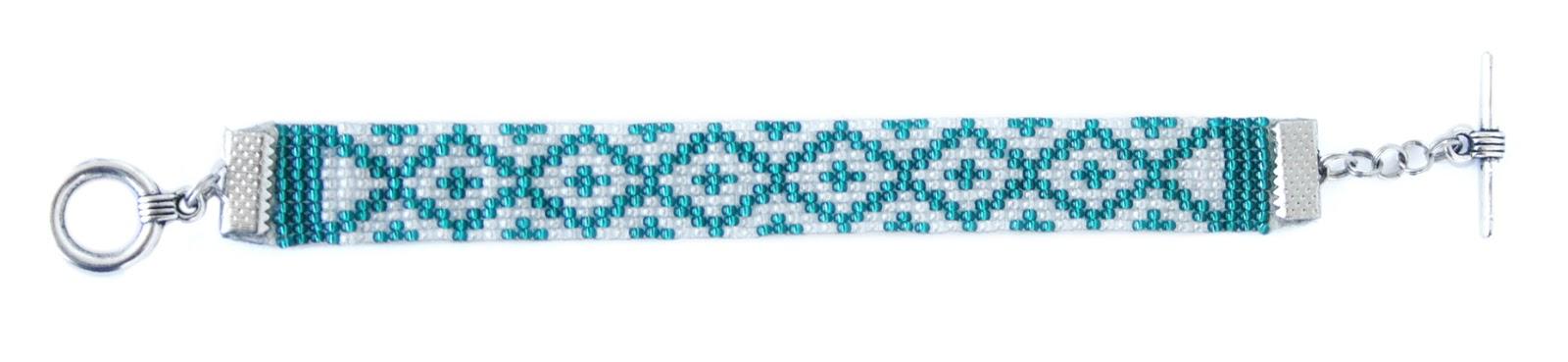 perlen weben und anleitung - Perlen Weben Muster