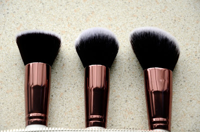 Nima Brush Elite Collection Rose Gold Kabuki