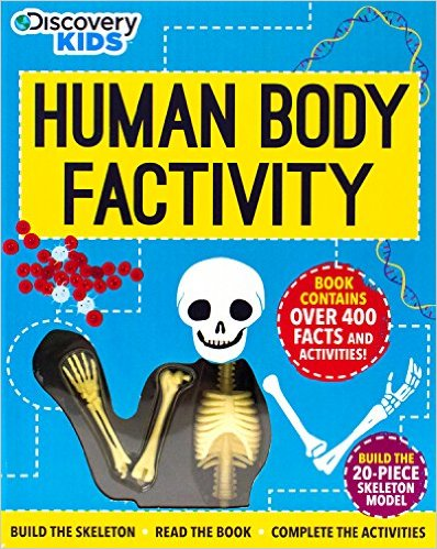 Human Body Factivity Kit COVER