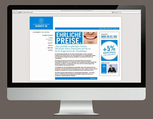 Webdesign aus Düsseldorf: Inhalte und Nutzer im Mittelpunkt